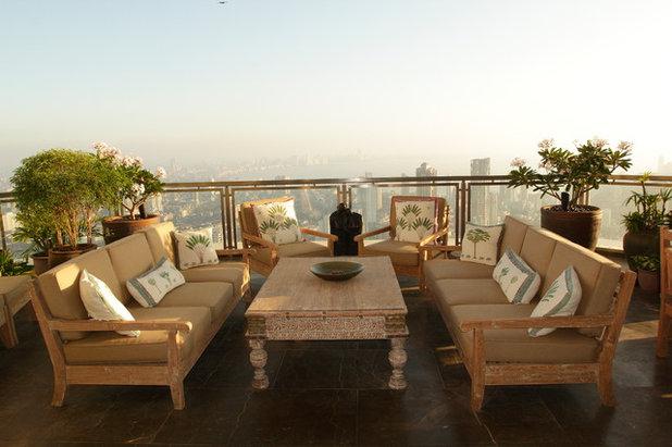 Indian Balcony by The Raj Company