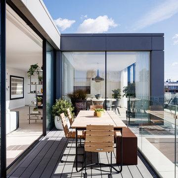 Penthouse - balcony