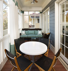 contemporary porch by Sroka Design, Inc.