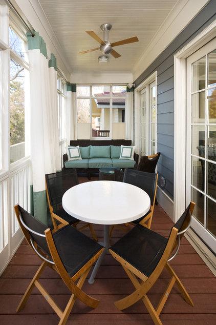 Contemporary Porch by Sroka Design, Inc.