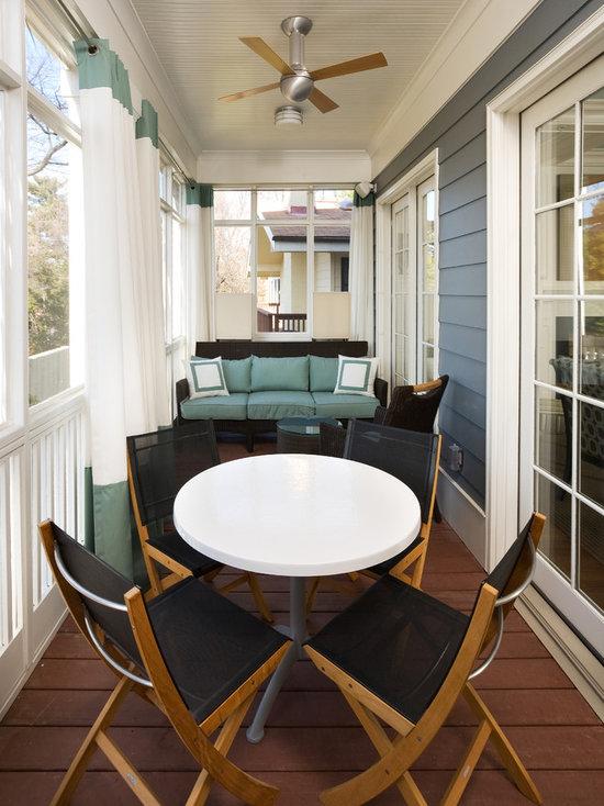 Long Narrow Porch Houzz