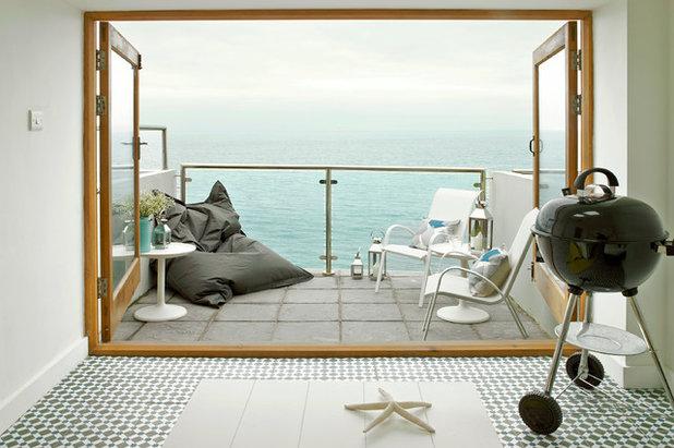 Coastal Balcony by LEIVARS