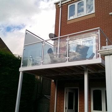 Privacy Balcony