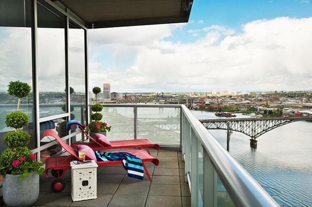 Балкон и лоджия by Cielo Home Interior Design