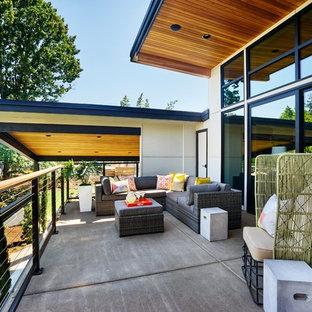 75 Beautiful Modern Balcony Pictures Ideas February 2021 Houzz