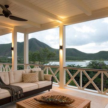 Sandy Bank Bay Villa, St. Kitts