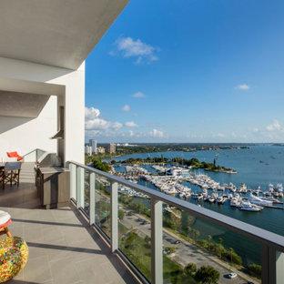 Sarasota Vue Penthouse Build-Out Balcony