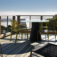 Contemporary Deck by Christopher Hoover - Environmental Design Services