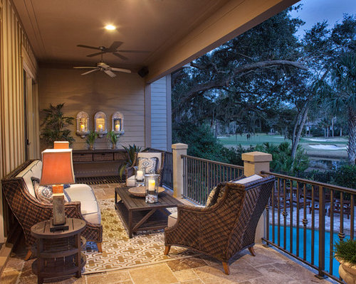 Best Traditional Balcony Design Ideas Amp Remodel Pictures