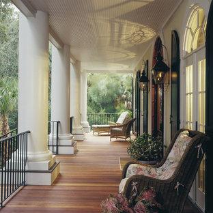 Стильный дизайн: балкон и лоджия в классическом стиле - последний тренд