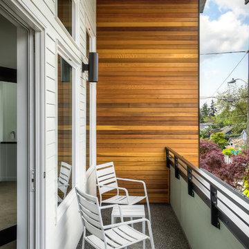 Seattle Modern Home in Bryant Neighborhood