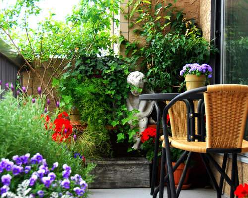 Balcony Garden Ideas Pictures Remodel and Decor