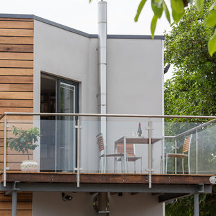 Stainless Steel Post Glass Balustrades
