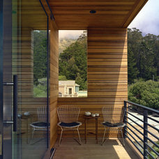 Modern Porch by Irwin Fisher, Inc.
