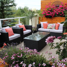 Contemporary Deck by Your Space By Design