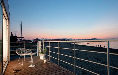 Houzz Tour: Fra fiskerhytte til luksushus på stranden