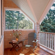 Traditional Porch by The Kevin Roy Building Company