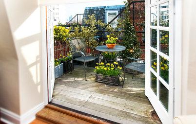 Balcone e Terrazza in Inverno: 9 Cose da Fare Adesso