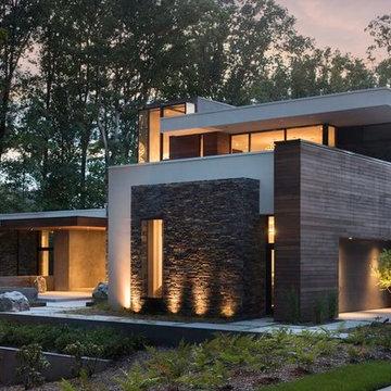 ultra modern 5 bedroom house