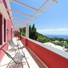 Mediterranean Deck by Fabrizia Frezza Architecture & Interiors