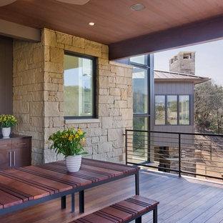 Idéer för funkis balkonger