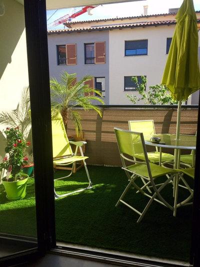 Moderne Balcon by Green Zone