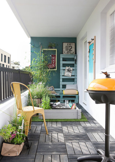 11 ideas to help you create a cosy outdoor living area - Retrete leroy merlin ...