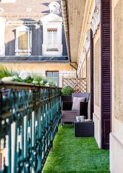 kleinen balkon gestalten 7 tipps. Black Bedroom Furniture Sets. Home Design Ideas