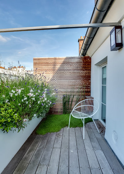 Contemporain Balcon by MEERO
