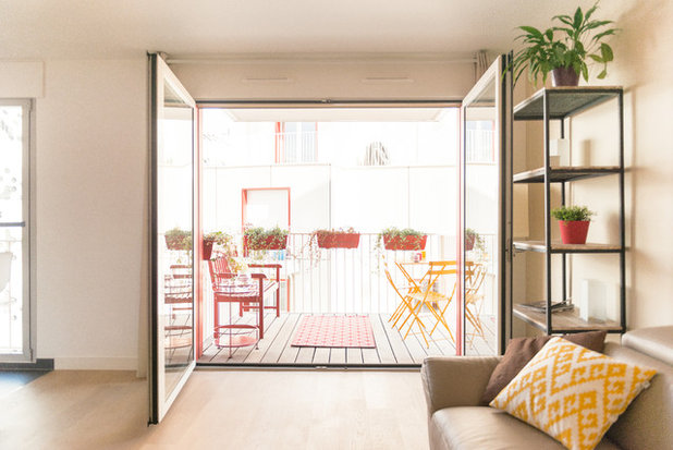 Retro Balcony by Marion Alberge Décoration