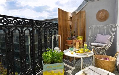 7 ideas fáciles para sacar mayor partido a un pequeño balcón o terraza