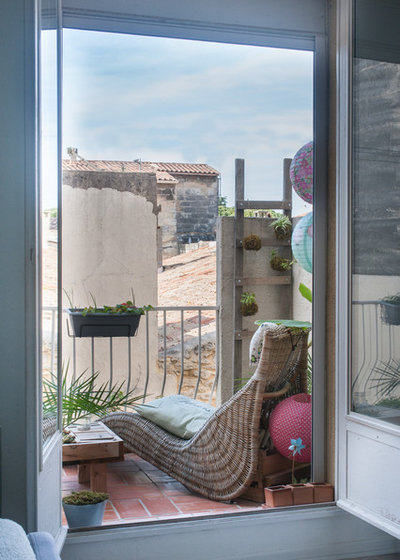 Eclectic Deck by Jours & Nuits