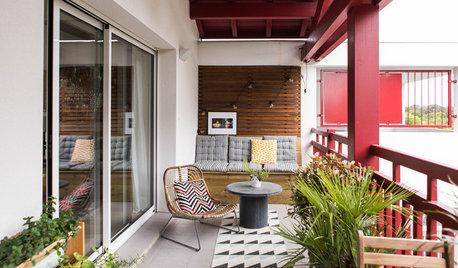 9 erreurs à éviter quand on aménage un balcon