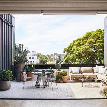 2018 Gold Award - Balcony or Alfresco Design, Adam Robinson Design