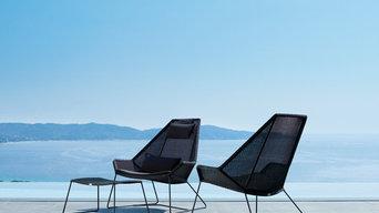 Cane-Line Breeze Highback Chair