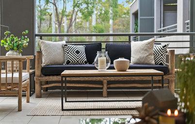 Room of the Week: A Cosy and Stylish Outdoor Lounge Area