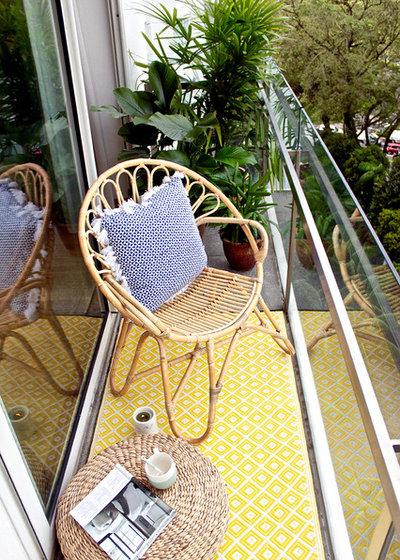 Skandinavisk Balkong by Make Room