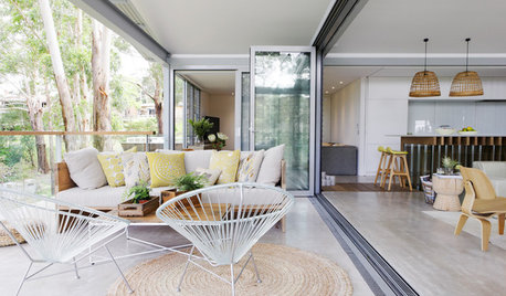 Houzz Tour: Making Family Memories at a Holiday House Getaway