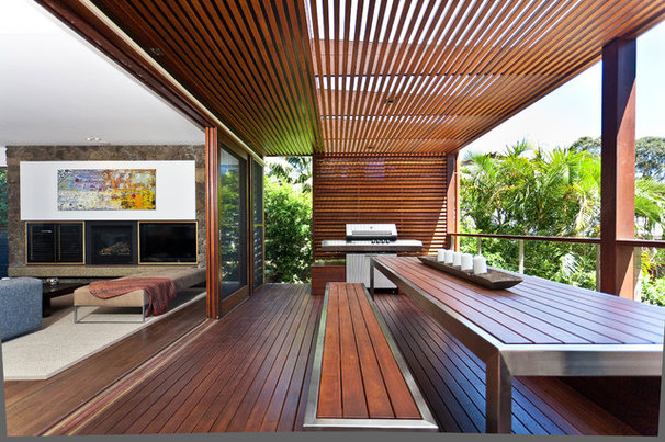 Excellent Contemporary Deck by Corben Architects 606 x 403 · 153 kB · jpeg