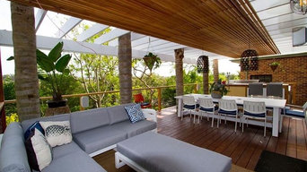 Narrabeen outdoor living