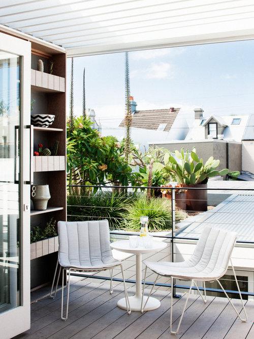Photos et idées déco de petites terrasses avec une pergola