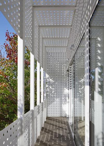 Contemporáneo Balcones by NORTHBOURNE Architecture + Design
