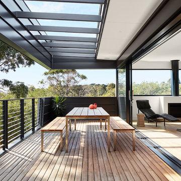 Tree Tops House Mornington Peninsula