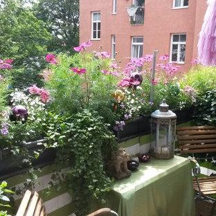 Balkon - kleine grüne Stadtoase