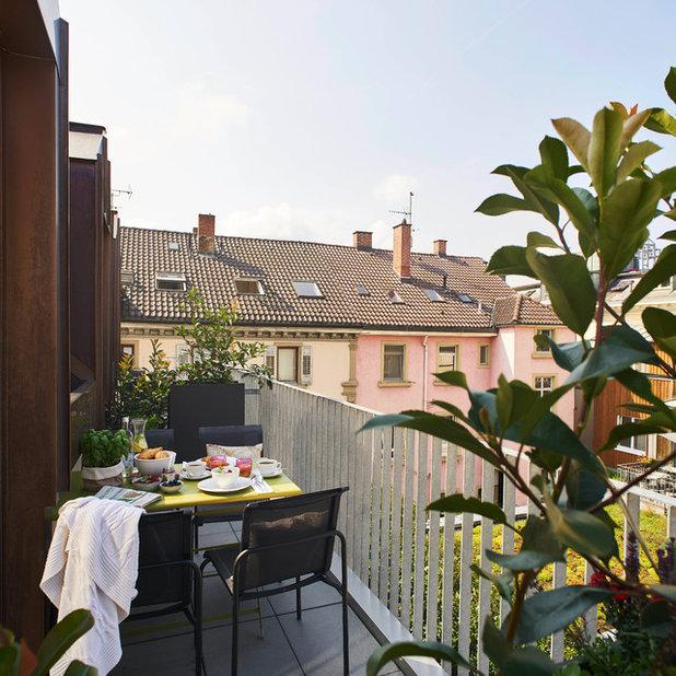 Современный Балкон и лоджия by Ute Gnther wachgeksst INNENARCHITEKTUR+DESIGN