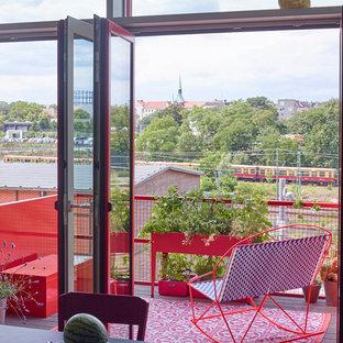 Urban balcony photo in Berlin