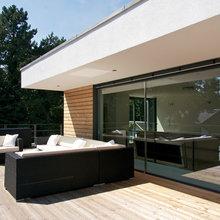 Meine chic moderne Terrasse