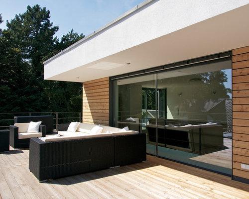 Großer balkon ideen für die terrassengestaltung
