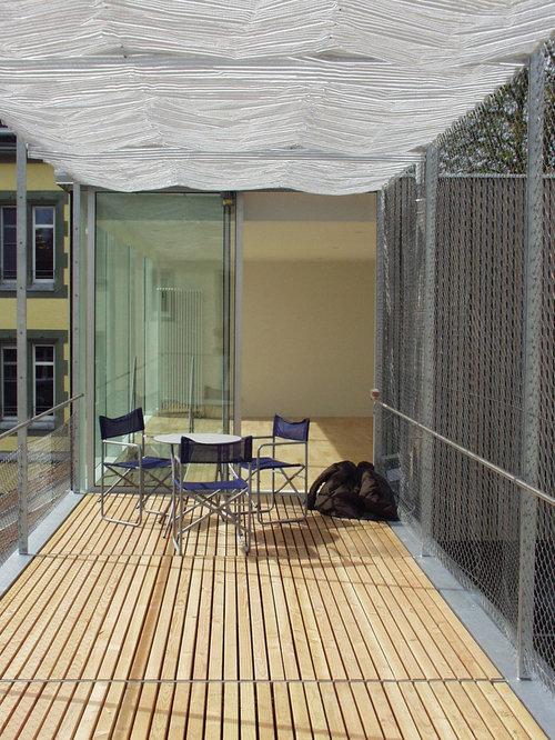 Moderne Terrasse Mit Markisen Ideen F R Die
