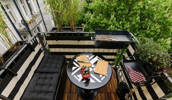 Umgestaltung Balkon 2qm